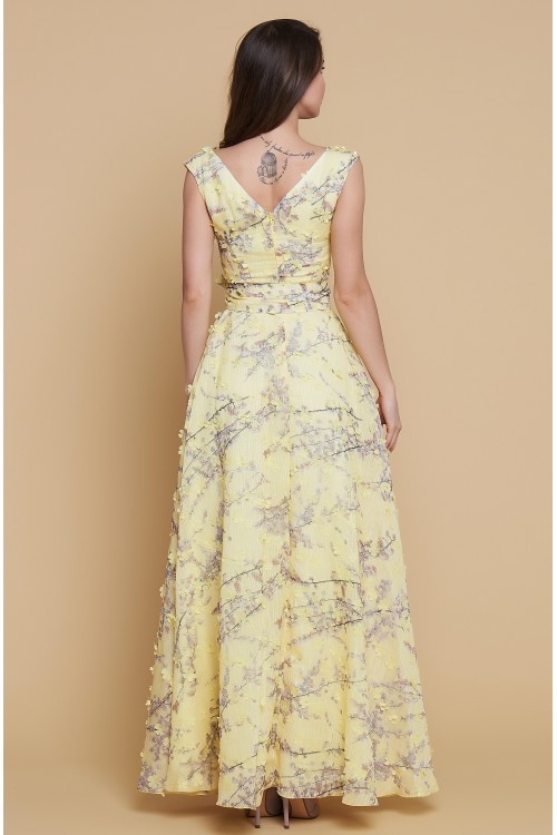 Платье Эшли (Желтое)