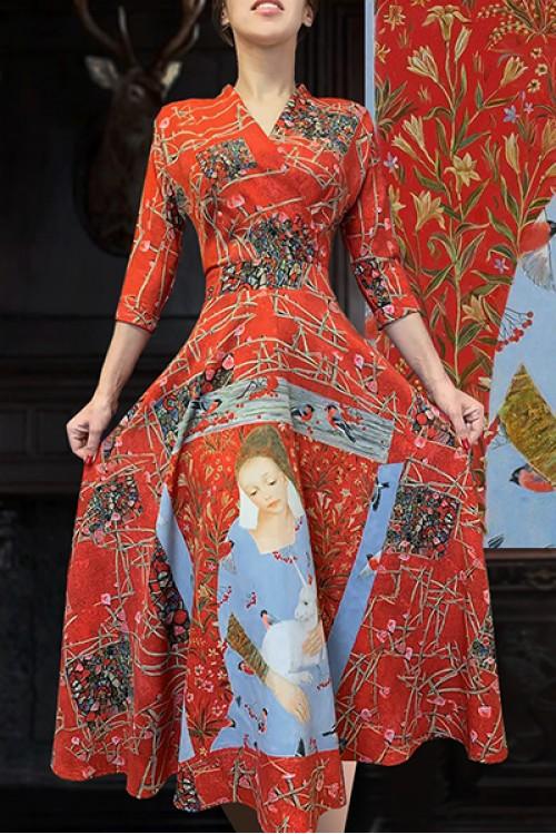 Платье Фаина (Без слов)