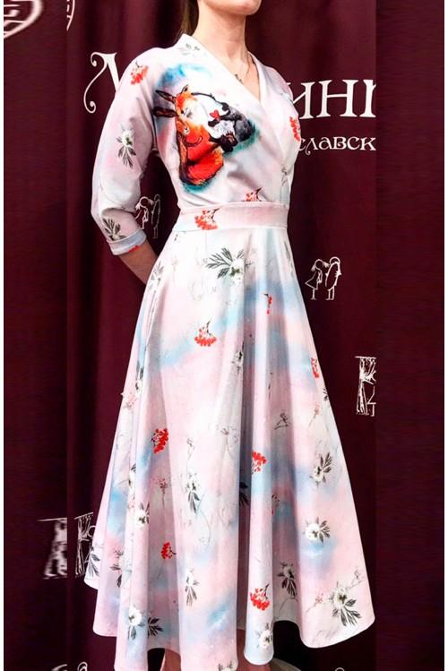 Платье Фаина (Лисичкина любовь)