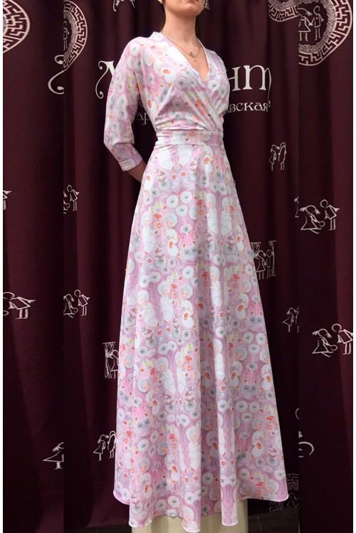 Платье Фаина (Люди одуванчики)