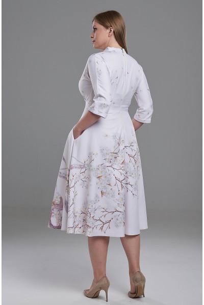 Платье Фаина (Дуновение весны) PS