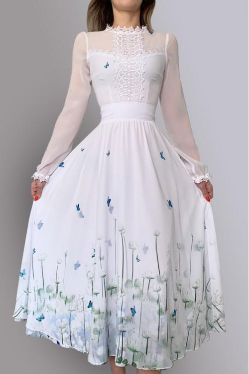 Платье Фуэте