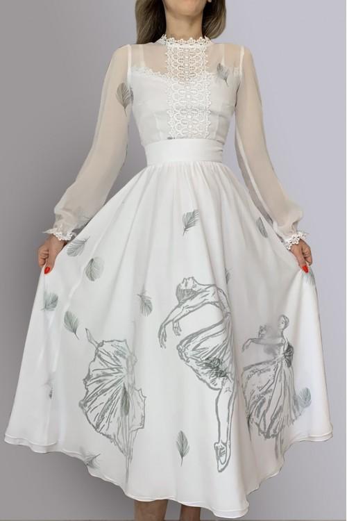 Платье Фуэте ( Балерины)