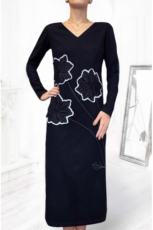 Платье Гала (Три цветка)