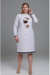 Платье Гала 2 (Кошечка Мяу) PS
