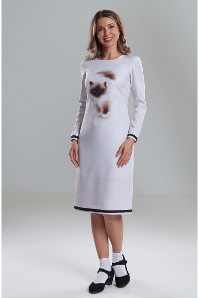 Платье Гала 2 (Кошечка Мяу)