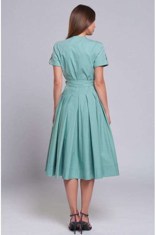 Платье Геля (Мята)