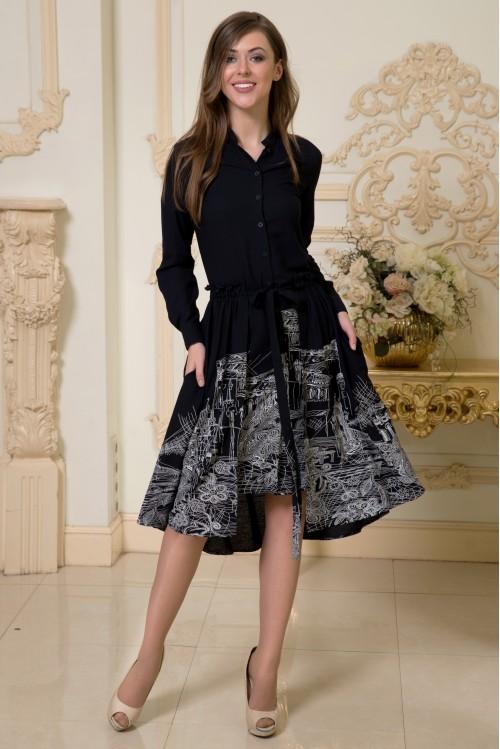 Платье Городское Сафари ll