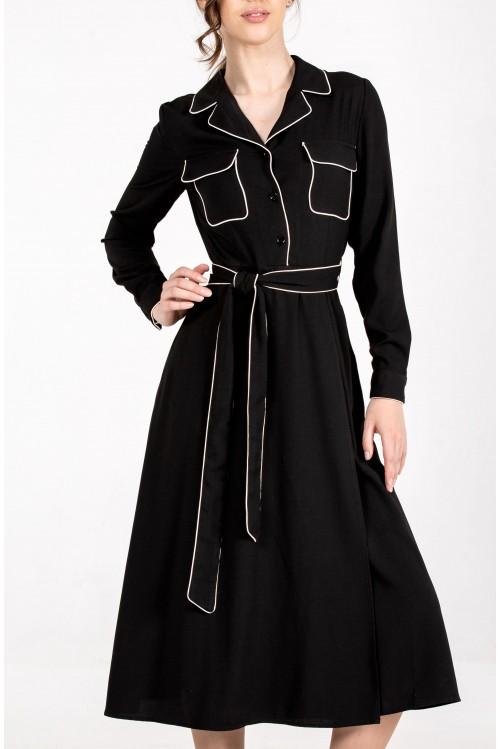 Платье Хильда (Принт)