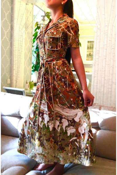 Платье Хильда (Утомленные войной)
