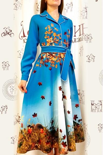 Платье Хлоя (Осенью вдвоем)