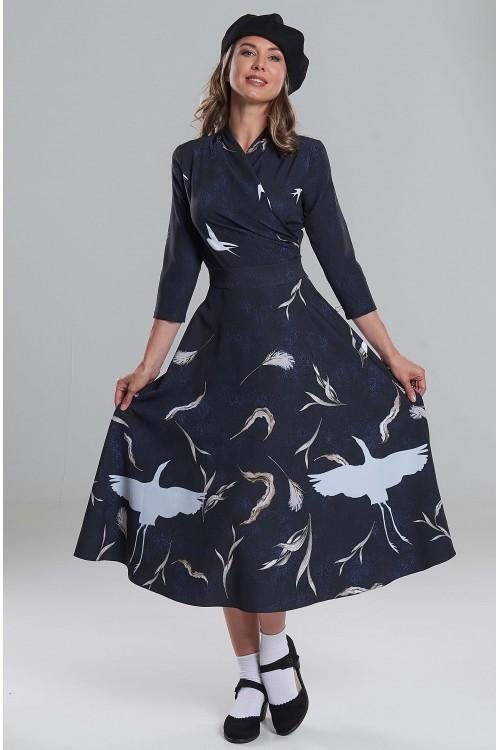 Платье Ирма (Журавли и Ласточки)
