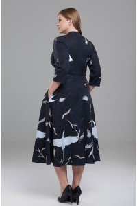 Платье Ирма (Журавли и Ласточки) PS