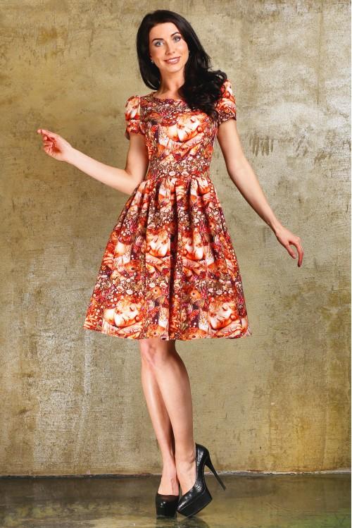 Платье Кети (Спящая девушка)
