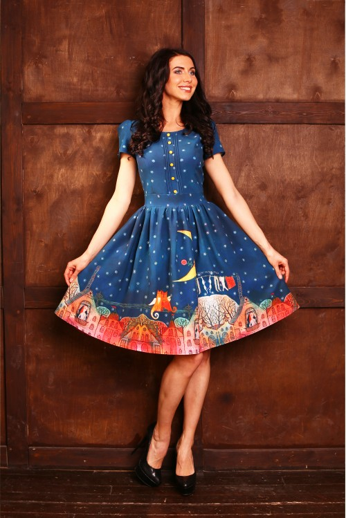 Платье Кети (Вместе навсегда)