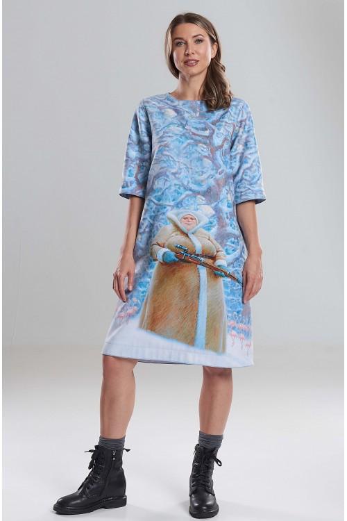 Платье Кристина (Пастушка)