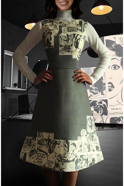 Платье Лада ( Комикс)