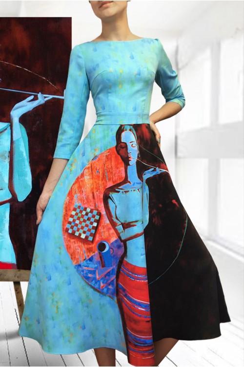 Платье Любаша (День и ночь)