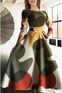 Платье Любовь (Абстракция 2)