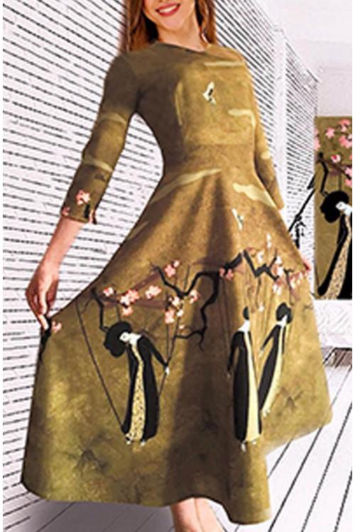 Платье Люция (Марионетки)