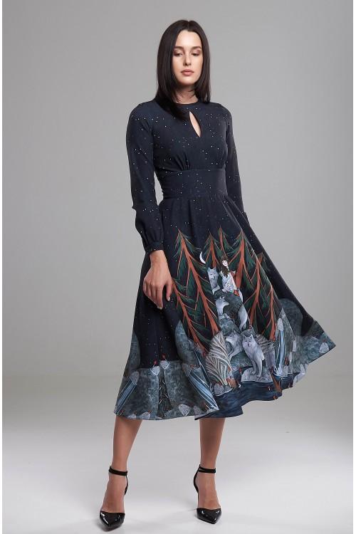 Платье Людмила 2 (Одинокие волчицы)