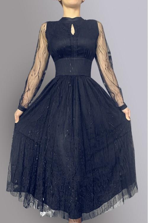 Платье Людмила 2 (гипюр, в ассортменте)