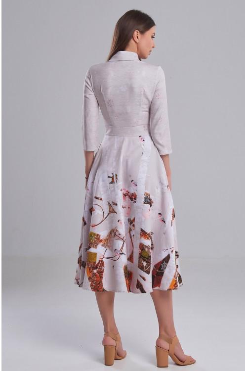 Платье Люси ( Деревянные лошадки 2)
