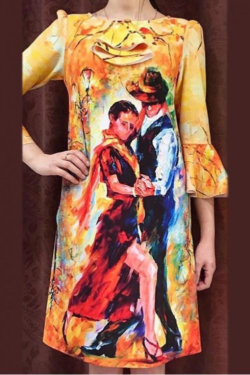 Платье Маленькая Ассоль (Танго)