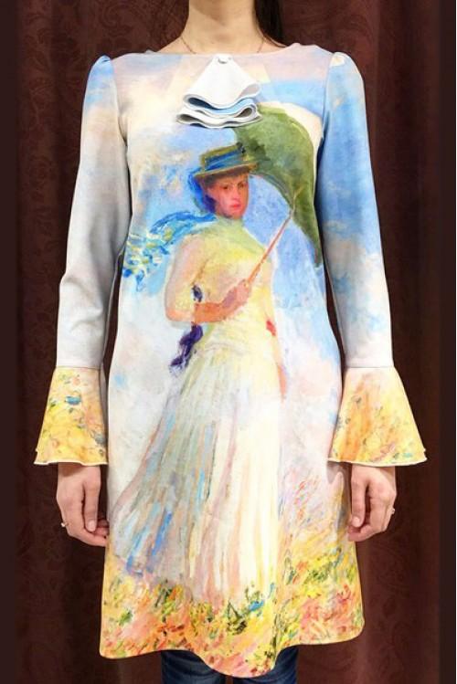 Платье Маленькая Ассоль (Девушка с зонтиком)