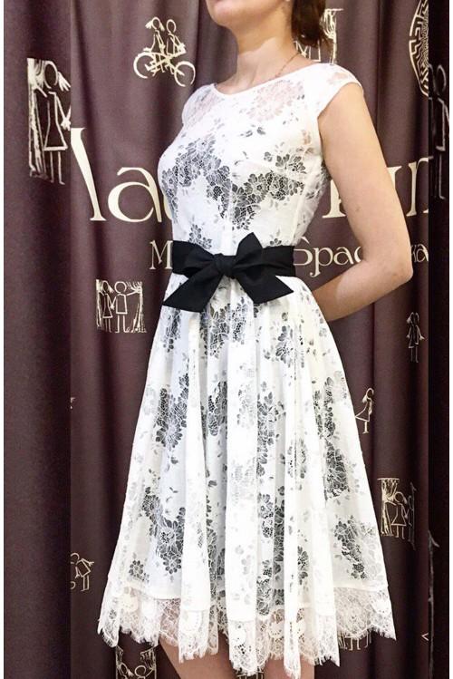 Платье Марианна (Гипюр)