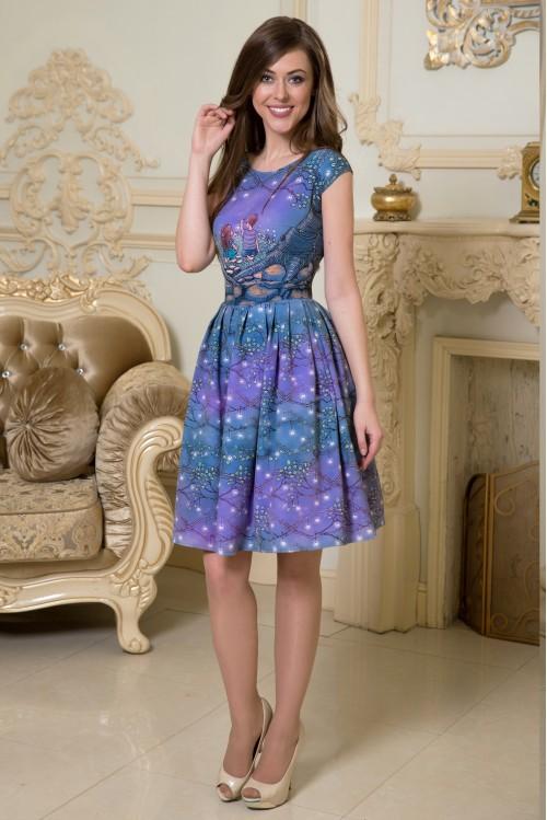 Платье Мирабель (Я дарю тебе свое сердце)