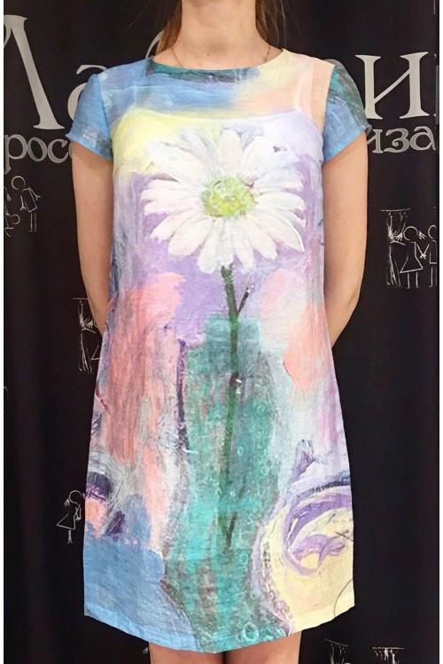 Платье Мия (Ромашка).
