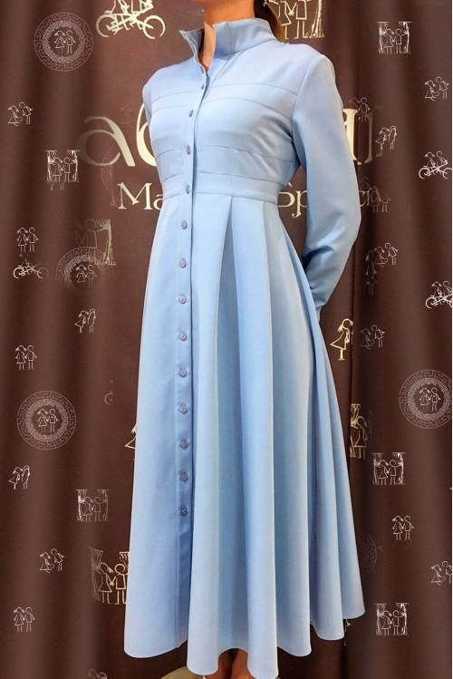 Платье Мой Ангел (голубой)