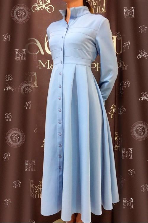 Платье Мой Ангел (розовый,голубой)
