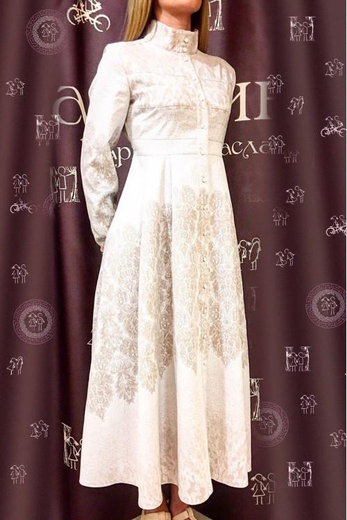 Платье Мой Ангел ( с узором)