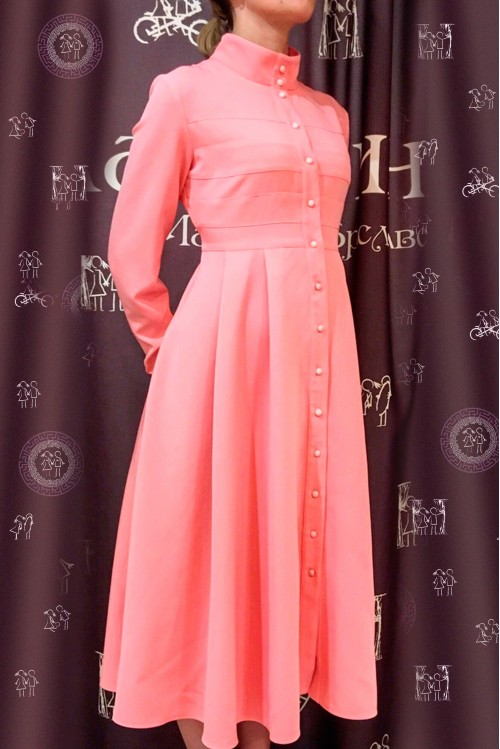Платье Мой Ангел (розовый)