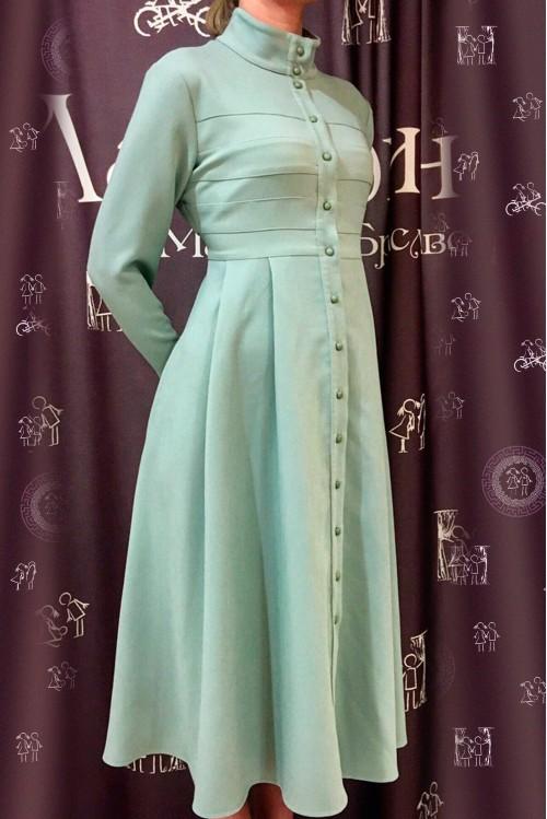 Платье Мой Ангел ( зеленый)