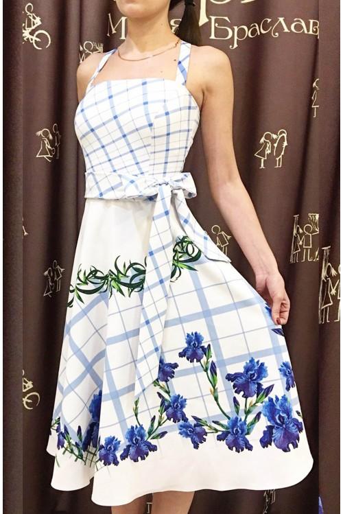 Платье Муза (Ирис)