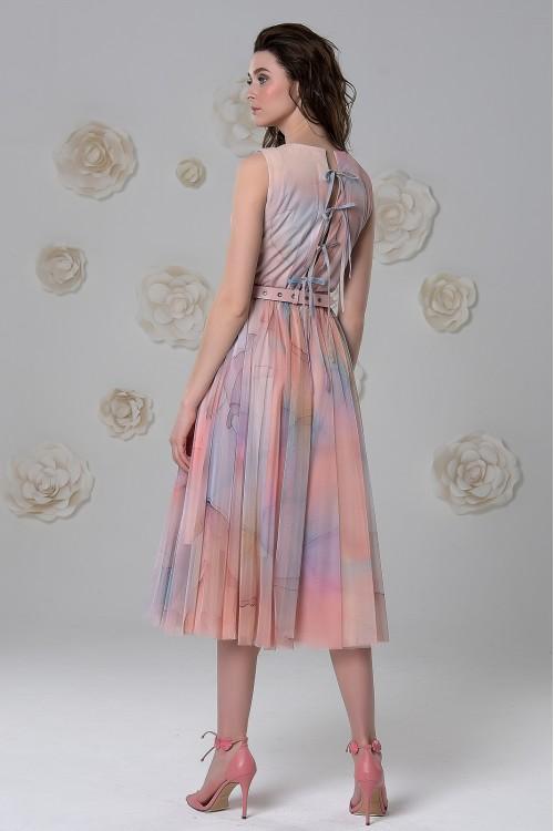 Платье Нежность (Пастель)