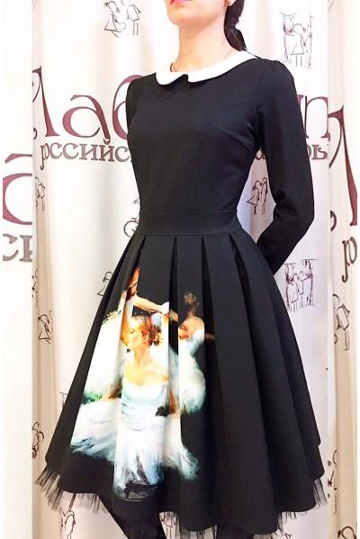 Платье Олеся (Балет)
