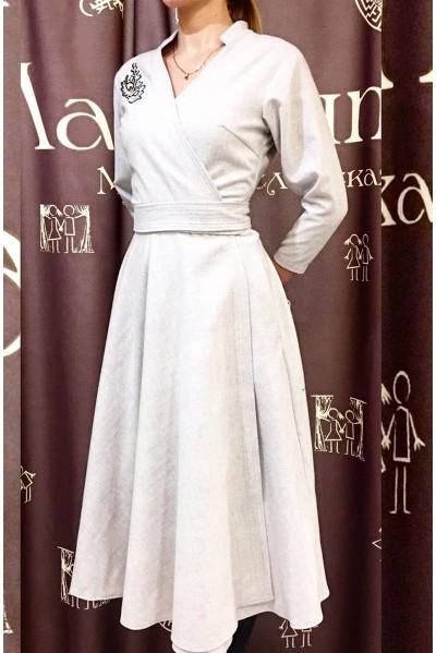 Платье Полетт (теплое I)