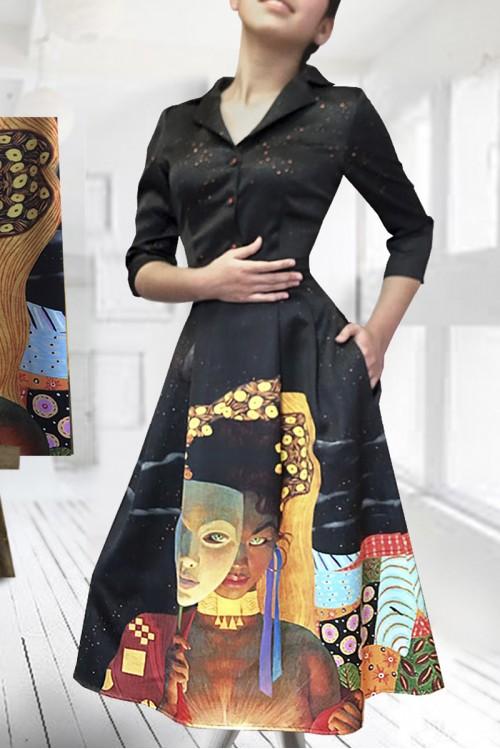 Платье Ралина (Маска)