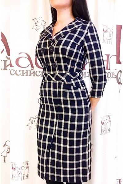 Платье Регина (Клетка I)