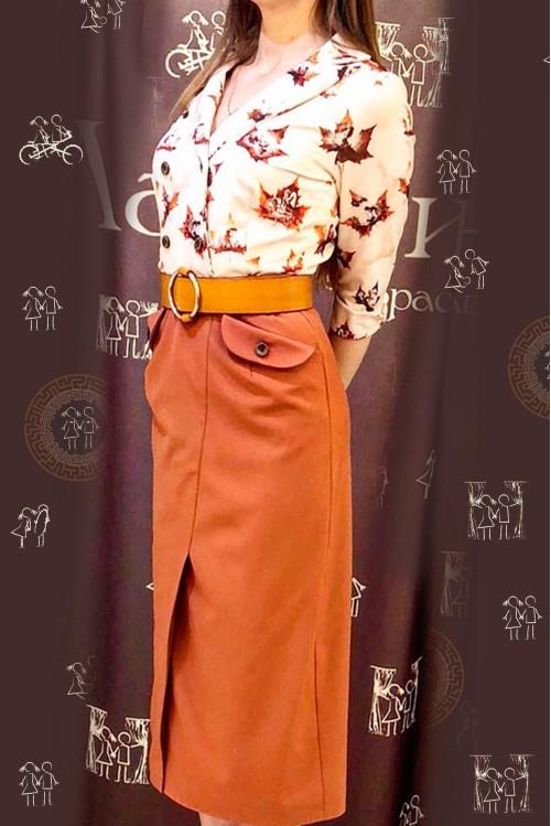Платье Регина (Осень)