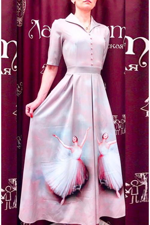 Платье Риана (Летящая балерина)