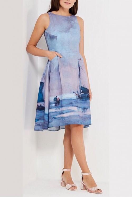 Платье Рита (Яхта)