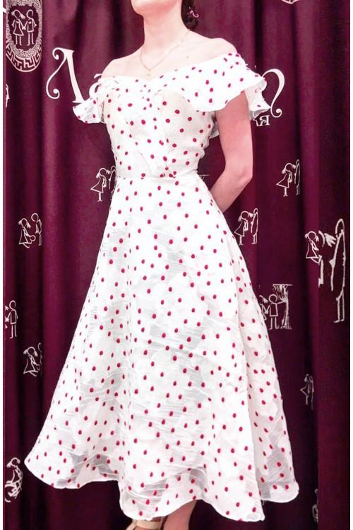 Платье Ромашка I
