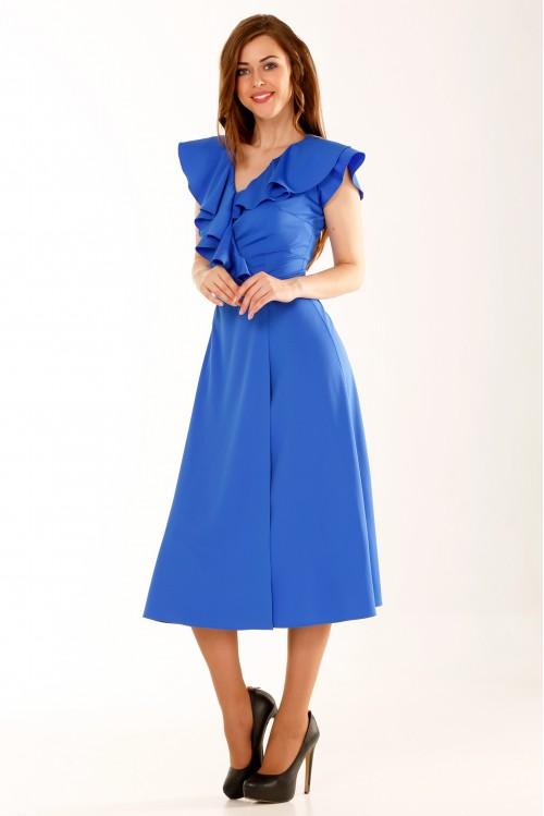 Платье Сабина (синий)