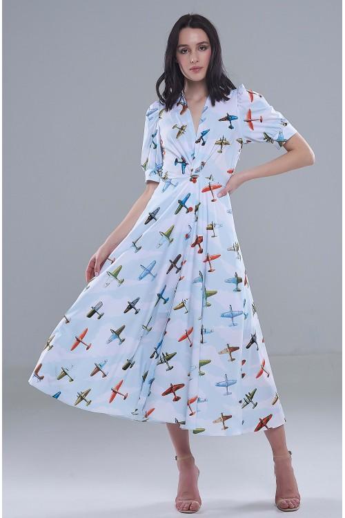 Платье Сандра (Самолеты)