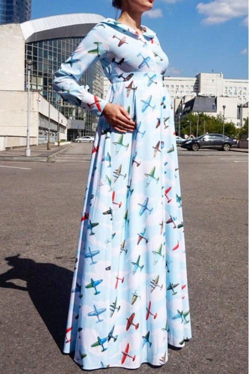 Платье Серафима (Самолеты)